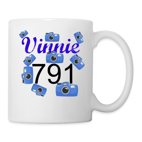 Vinnie 791 - Coffee/Tea Mug