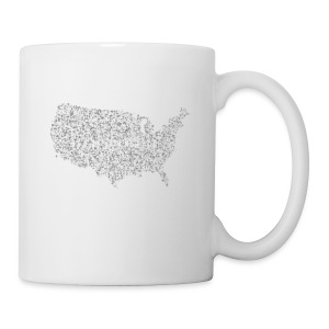 God is in America - Coffee/Tea Mug