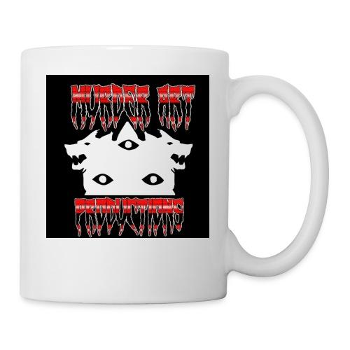 Murder Art Productions/M.A.P. - Coffee/Tea Mug