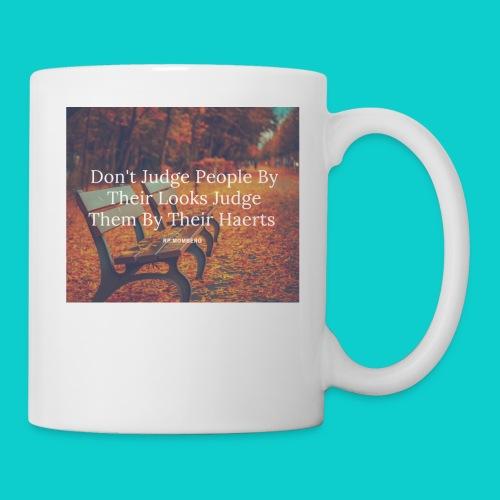 Don't Judge by their look - Coffee/Tea Mug