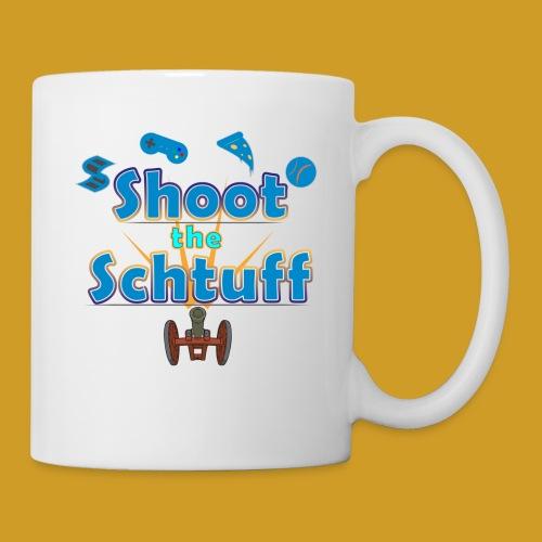 Official Shoot The Schtuff Logo - Coffee/Tea Mug