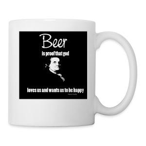 Beer T-shirt - Coffee/Tea Mug