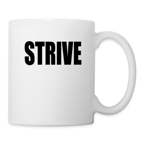 strive - Coffee/Tea Mug