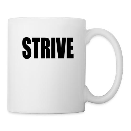 strive - Coffee/Tea Mug
