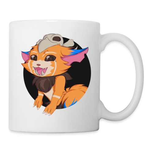 League of Legends - Gnar Cup - Coffee/Tea Mug