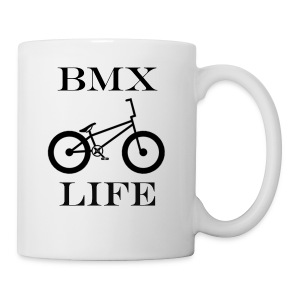 BMX LIFE - Coffee/Tea Mug