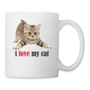 lovecat - Coffee/Tea Mug