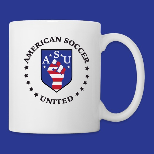 American Soccer United - Coffee/Tea Mug