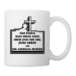 TWO PEOPLE - Coffee/Tea Mug