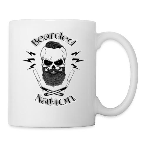 Bearded Nation Logo 1 - Coffee/Tea Mug