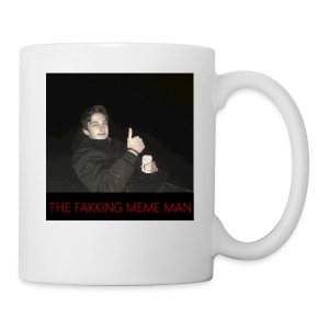 The Fakking Meme Man - Coffee/Tea Mug