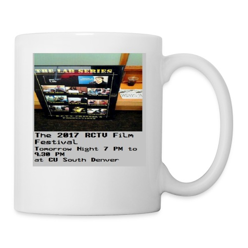 T Shirt 5 Front - Coffee/Tea Mug