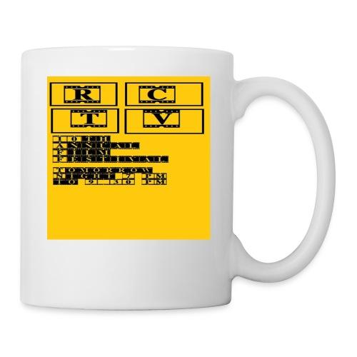 T Shirt 4 Front - Coffee/Tea Mug