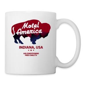 Great The Motel USA - Coffee/Tea Mug
