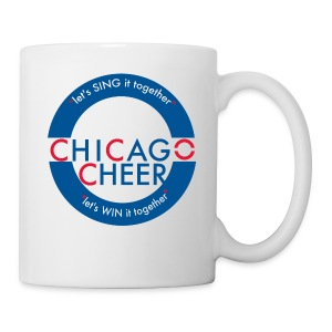 CHICAGO CHEER.com - Coffee/Tea Mug