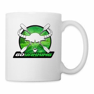 Go Yakking on Green - Coffee/Tea Mug