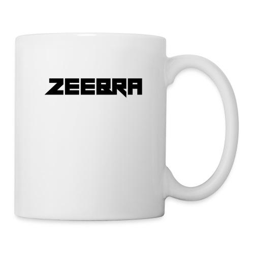 zeebra logo - Coffee/Tea Mug