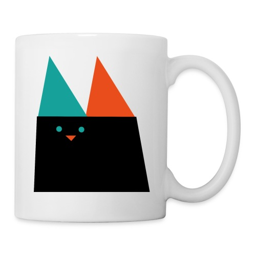 GEOMETRIC CAT - Coffee/Tea Mug