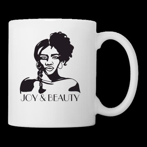 Joy and Beauty Logo - Coffee/Tea Mug