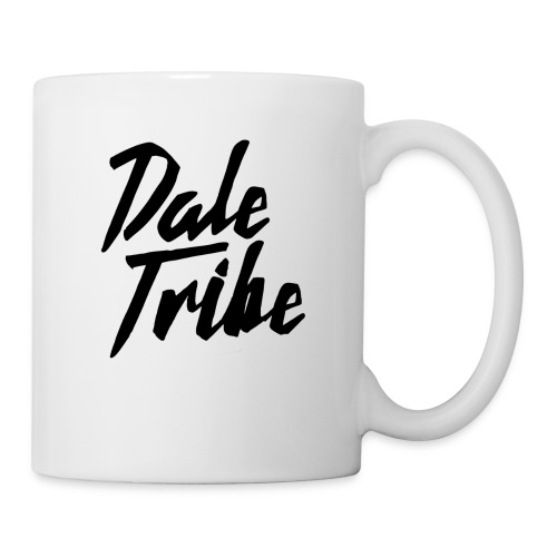 Dale Tribe Logo BLACK - Coffee/Tea Mug