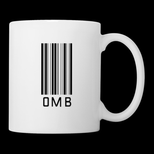 Omb-barcode - Coffee/Tea Mug