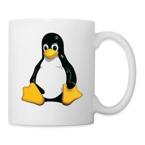 Tux - Coffee/Tea Mug