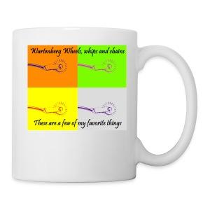 Whips and chains - Coffee/Tea Mug