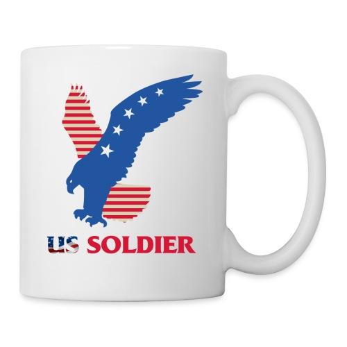 US Soldier Art Design - Coffee/Tea Mug