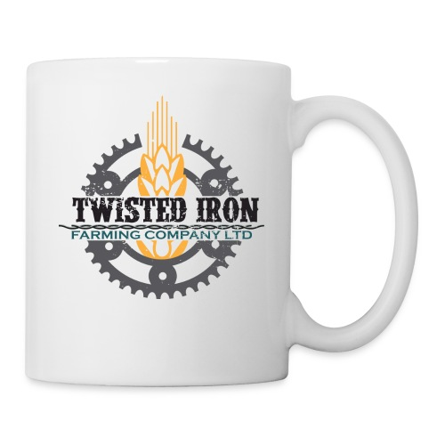 Twisted Iron Farming Co - Coffee/Tea Mug