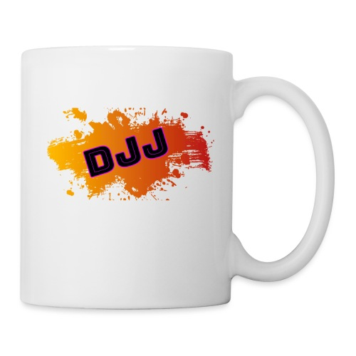 DJJ-Orange Splash (Accessories) - Coffee/Tea Mug