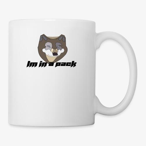 im in a pack - Coffee/Tea Mug