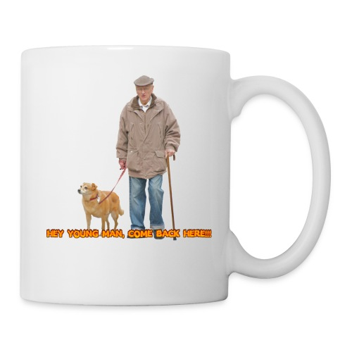 Dabbing Duder's Arch Nemesis - Coffee/Tea Mug