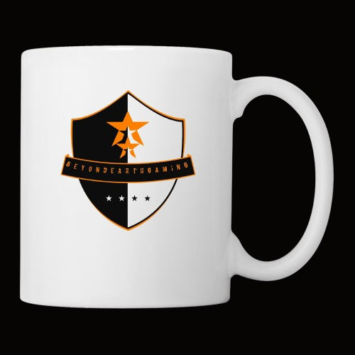 Beyond Earth Gaming Logo - Coffee/Tea Mug