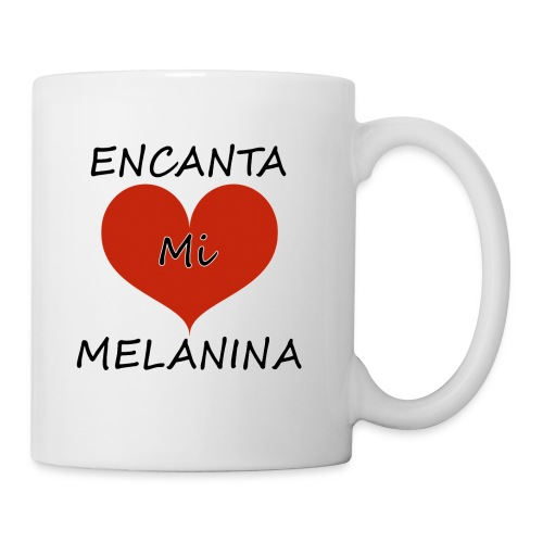 Me encanta mi melanina T-shirt - Coffee/Tea Mug