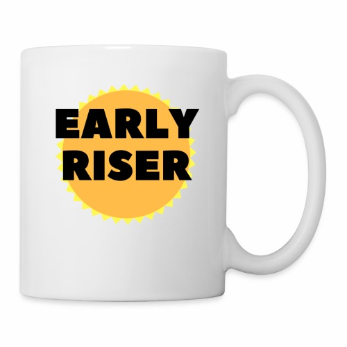 Early Riser - Coffee/Tea Mug