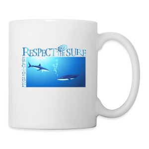 Respect The Shark - Coffee/Tea Mug
