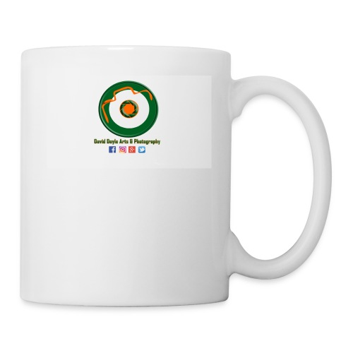 David Doyle Arts & Photography Logo - Coffee/Tea Mug