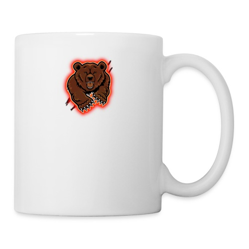 RansackedRains Bear Attack - Coffee/Tea Mug