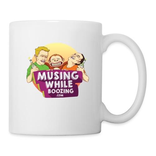 Musing While Boozing - Coffee/Tea Mug