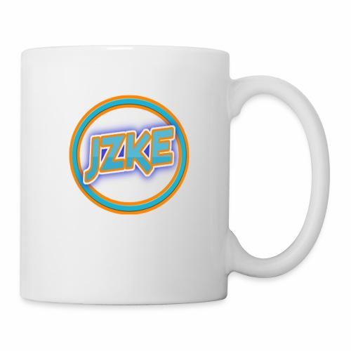 Jzke retro logo - Coffee/Tea Mug