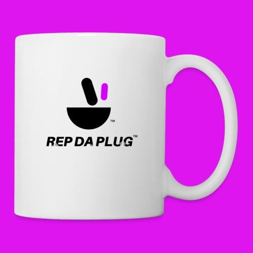 Plug de Música logo - Coffee/Tea Mug