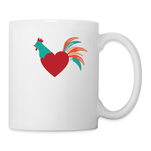 Chicken Heart - Coffee/Tea Mug