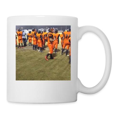 Football team - Coffee/Tea Mug