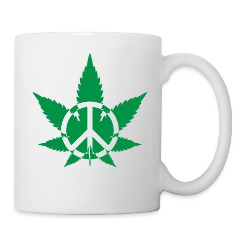 Peace Weed - Coffee/Tea Mug