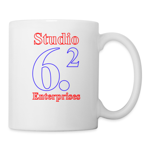 Studio 6.2 Logo - Coffee/Tea Mug