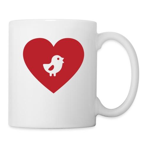 Heart Chick - Coffee/Tea Mug