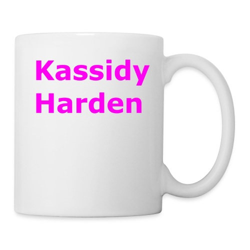Kassidy Harden - Coffee/Tea Mug