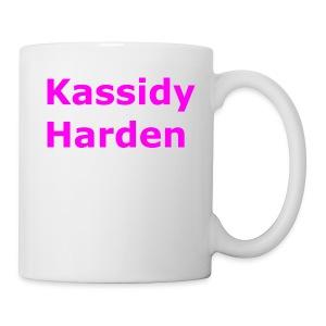 Kassidy Harden - Coffee/Tea Mug