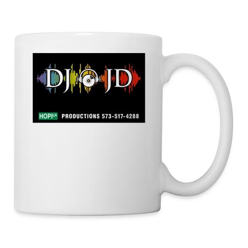 DJ JD - Coffee/Tea Mug