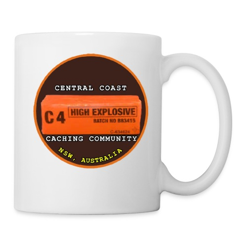 C4 2018 Logo - Coffee/Tea Mug